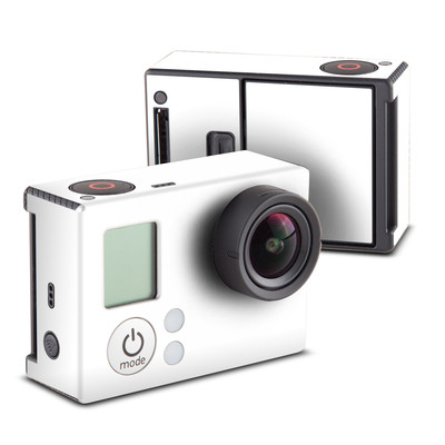 GoPro Hero3 Skin - Solid State White