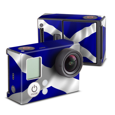 GoPro Hero3 Skin - St. Andrew's Cross