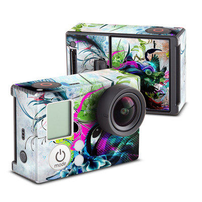 GoPro Hero3 Skin - Streaming Eye