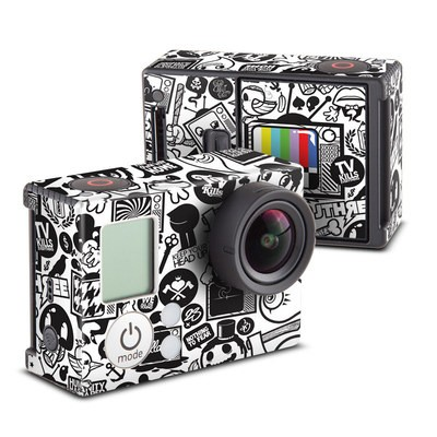 GoPro Hero3 Skin - TV Kills Everything