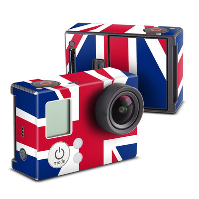 GoPro Hero3 Skin - Union Jack