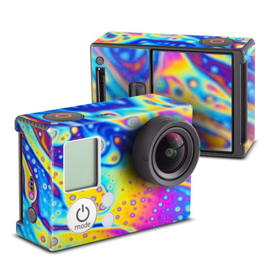 GoPro Hero3 Skin - World of Soap