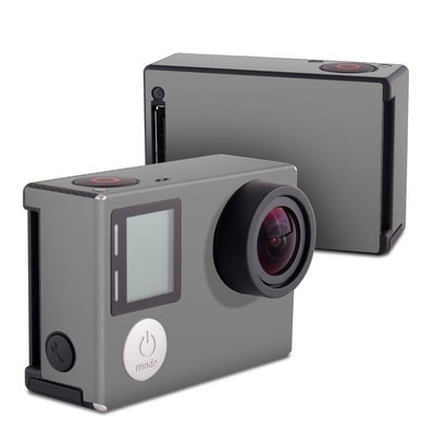 GoPro Hero4 Black Skin - Solid State Grey
