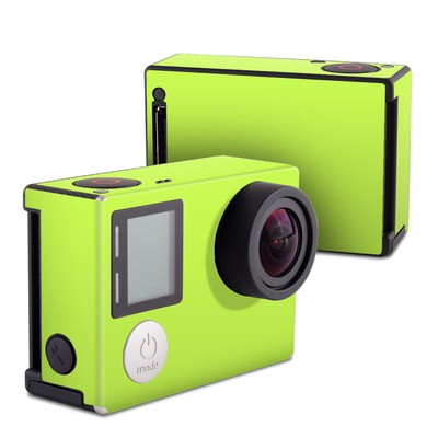 GoPro Hero4 Black Skin - Solid State Lime