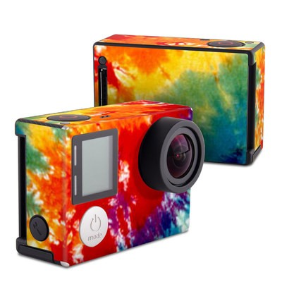 GoPro Hero4 Black Skin - Tie Dyed