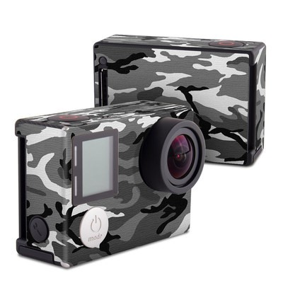 GoPro Hero4 Black Skin - Urban Camo