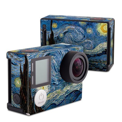 GoPro Hero4 Black Skin - Starry Night