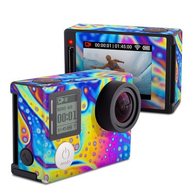 GoPro Hero4 Silver Skin - World of Soap