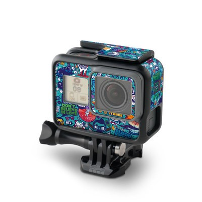 GoPro Hero5 Black Skin - Cosmic Ray