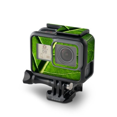 GoPro Hero5 Black Skin - Green Leaf