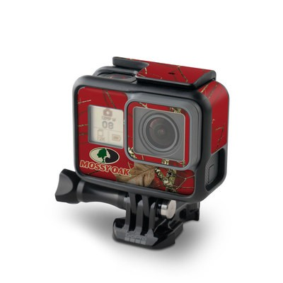 GoPro Hero5 Black Skin - Break-Up Lifestyles Red Oak