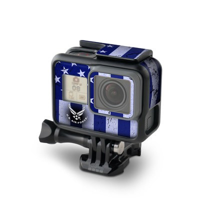 GoPro Hero5 Black Skin - USAF Flag