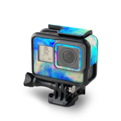 GoPro Hero6 Black Skin - Electrify Ice Blue