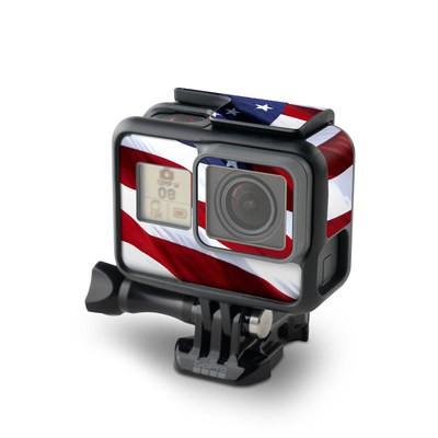 GoPro Hero6 Black Skin - Patriotic