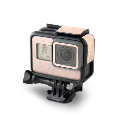 GoPro Hero6 Black Skin - Rose Gold Marble