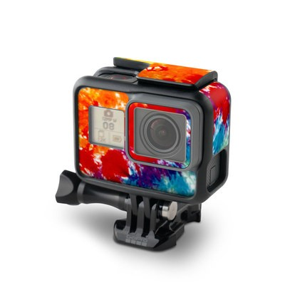 GoPro Hero6 Black Skin - Tie Dyed