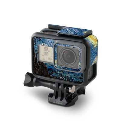 GoPro Hero7 Black Skin - Starry Night
