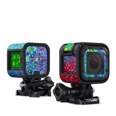 GoPro Hero Session Skin - Bubblicious