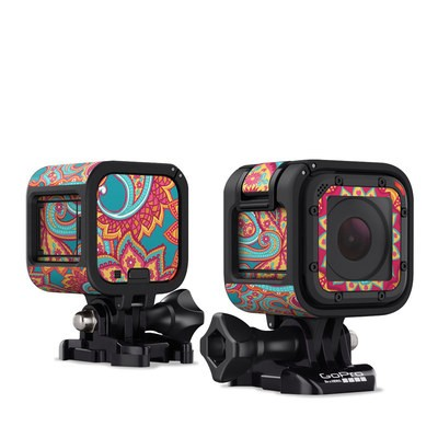 GoPro Hero Session Skin - Carnival Paisley