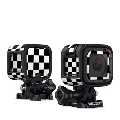 GoPro Hero Session Skin - Checkers