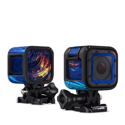 GoPro Hero Session Skin - Clockwork
