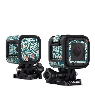 GoPro Hero Session Skin - Committee