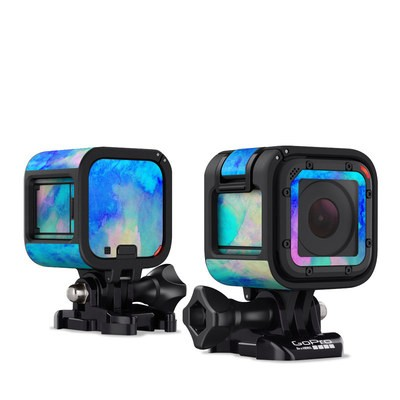 GoPro Hero Session Skin - Electrify Ice Blue