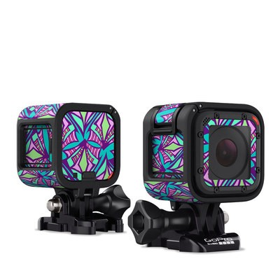 GoPro Hero Session Skin - Fly Away Teal