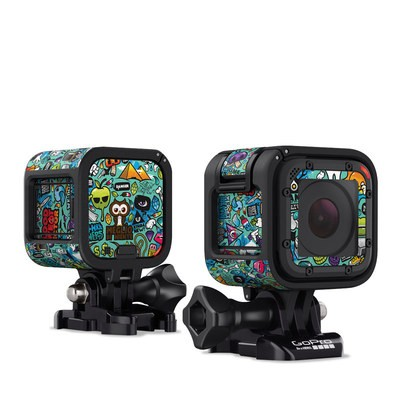 GoPro Hero Session Skin - Jewel Thief