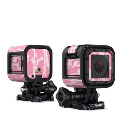 GoPro Hero Session Skin - New Bottomland Pink