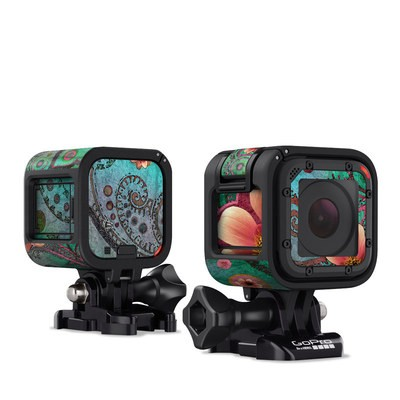GoPro Hero Session Skin - Paisley Paradise