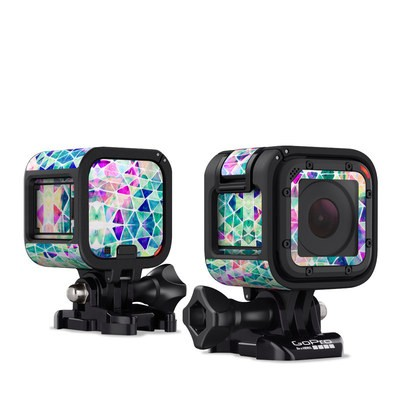 GoPro Hero Session Skin - Pastel Triangle