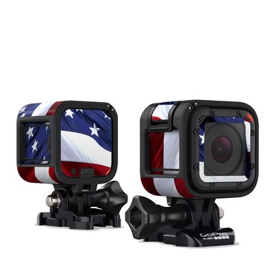 GoPro Hero Session Skin - Patriotic