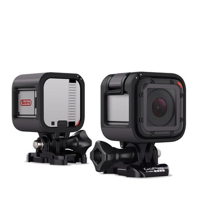 GoPro Hero Session Skin - Retro Horizontal