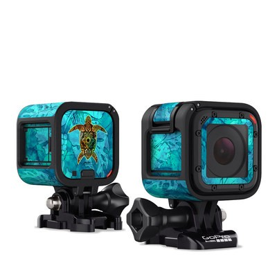 GoPro Hero Session Skin - Sacred Honu