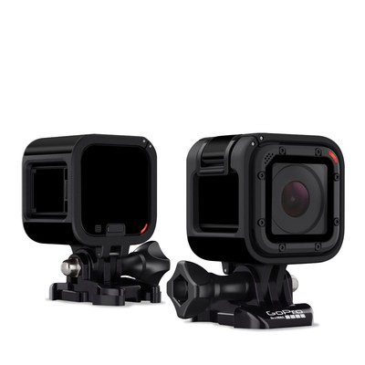 GoPro Hero Session Skin - Solid State Black