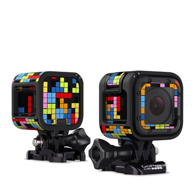 GoPro Hero Session Skin - Tetrads