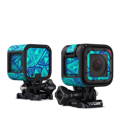 GoPro Hero Session Skin - Tribal Beat