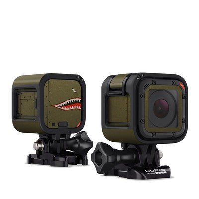 GoPro Hero Session Skin - USAF Shark