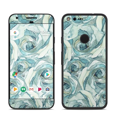 Google Pixel Skin - Bloom Beautiful Rose