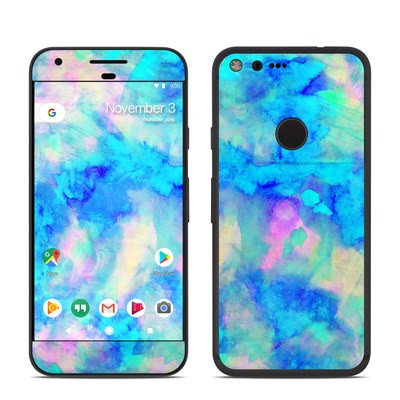 Google Pixel Skin - Electrify Ice Blue