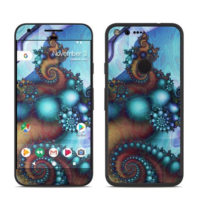 Google Pixel Skin - Sea Jewel