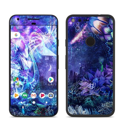 Google Pixel Skin - Transcension