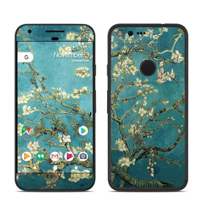 Google Pixel Skin - Blossoming Almond Tree