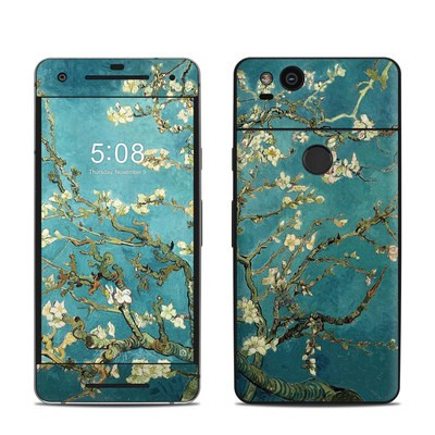 Google Pixel 2 Skin - Blossoming Almond Tree