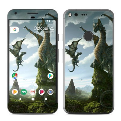 Google Pixel XL Skin - First Lesson