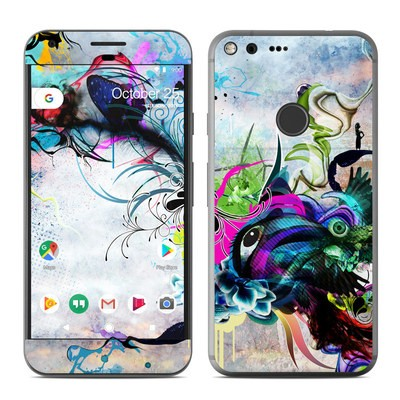 Google Pixel XL Skin - Streaming Eye