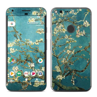 Google Pixel XL Skin - Blossoming Almond Tree