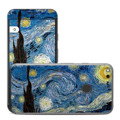 Google Pixel XL Skin - Starry Night