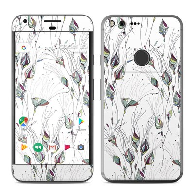 Google Pixel XL Skin - Wildflowers